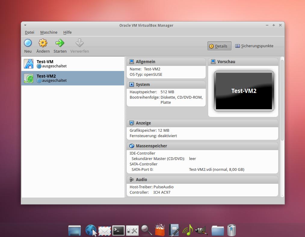 ubuntu machine server