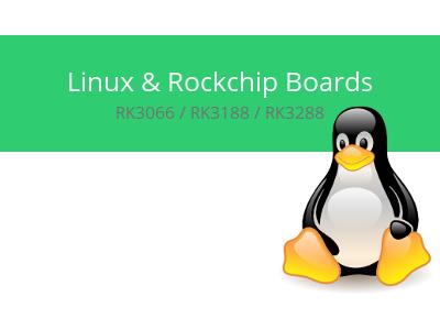 Linux auf Rockchip Geräten (RK3066 / RK3188 / RK3288